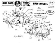 Model Sheets Gravedale High car KJBat