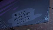 S1e10 Ultimate Power Code