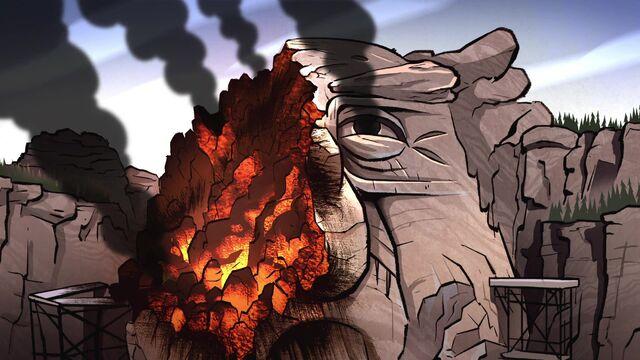 File:S2e14 mayor rock on fire.jpg