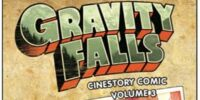 Gravity Falls Cinestory Comic Volume 3