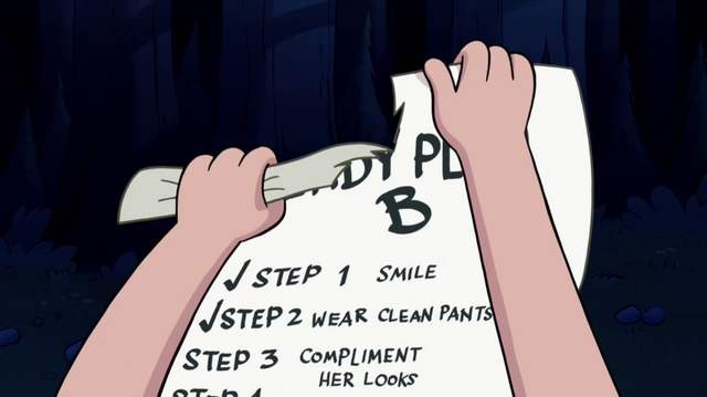 File:S1e7 dipper ripping up plan.png