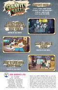 Gravity Falls Shorts Cinestory 1 preview1