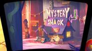 Pilot mystery shack