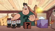 S1e16 Waddles fooling around