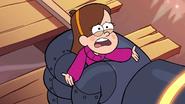 S1e20 Mabel in the fist
