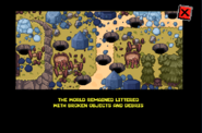 Pinesquest ending world