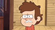 S1e3 dipper angry