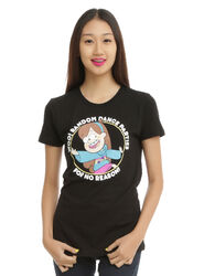 HT Random Dance Party girls tee