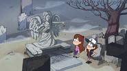 S1e8 gravity falls cemetery