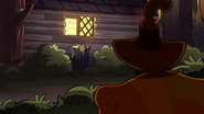 S1e12 summerween trickster sees dipper throwing candy