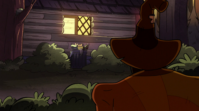 File:S1e12 summerween trickster sees dipper throwing candy.png