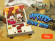 Game mystery tour ride play