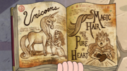 S2e15 unicorn hair page