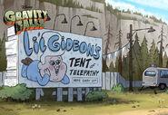 Tent of Telepathy