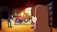 S2e4 mabel watching gabe