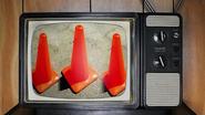Conspiracy Corner cones