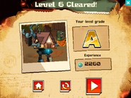 TBTF Level 6 cleared