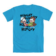 Welovefine hungry