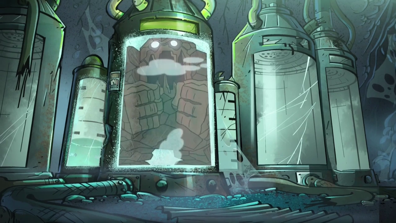 Image S2e2 Shapeshifter Earth Png Gravity Falls Wiki