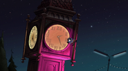 S2e3 launched into clock