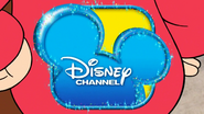 Mabels sweaters disney channel logo closeup
