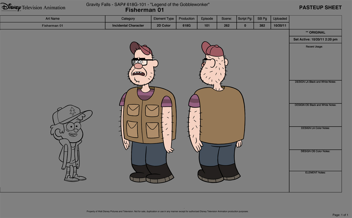 Character Design Questionnaire : Image s e fisherman character sheet g gravity