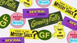 Short8 bumper stickers