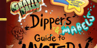 Dipper's and Mabel's Guide to Mystery and Nonstop Fun!/Gallery