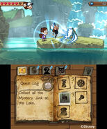 Legends of the Gnome Gemulets-lake