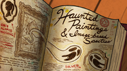 S2e10 haunted paintings