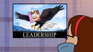S1e13 leadership poster