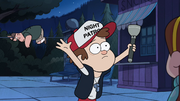 S1e15 Soos sneaking in