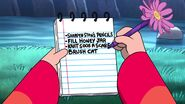 S2e15 good deed list 3