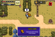 PinesQuest- Diary