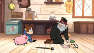 S1e18 Mabel on the floor