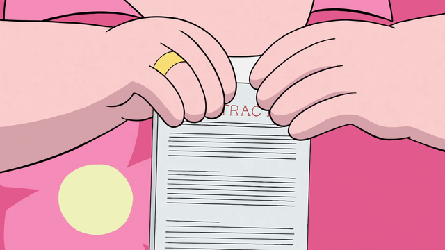 File:S1e4 Bud before ripping the contract.png