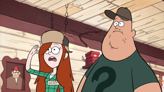 File:S1e5 wendy saluting.png