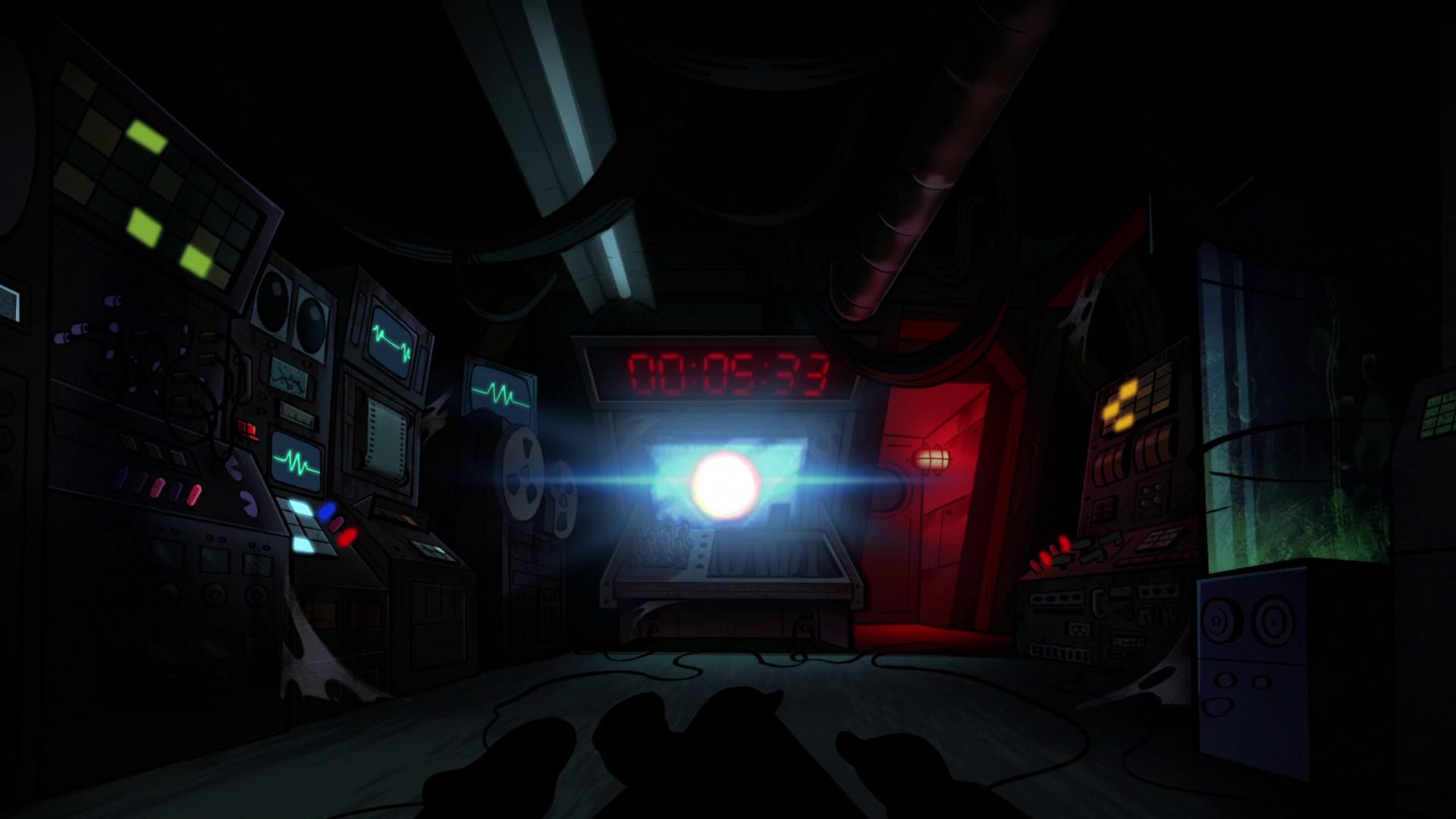 Underground Laboratory Gravity Falls Wiki Fandom
