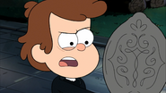 S2e10 dipper talks to ghost