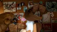 Conspiracy Corner beaver