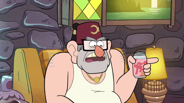 File:S1e10 stan pointing with pitt cola.png