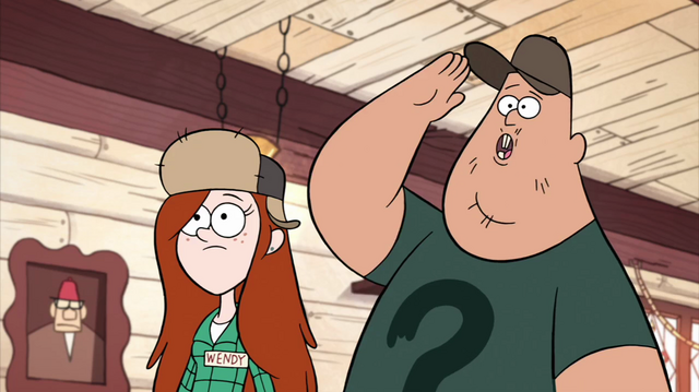File:S1e5 Soos saluting.png