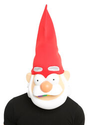 Hottopic barfing gnome mask