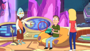 Rick and Morty-Alex Hirsch and Bill cameo