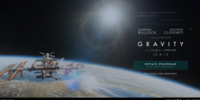 Gravity website