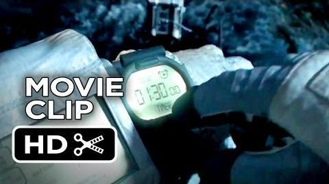 Gravity Movie CLIP - 90 Minutes