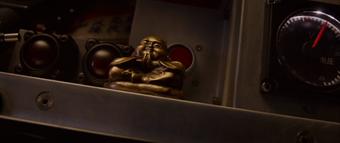 Gravity-buddha