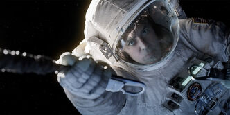 Gravity-clooney