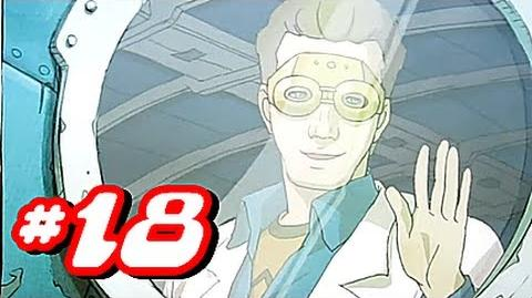 Gravity Rush - Part 18 Episode 18 - Adreaux On Call
