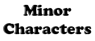 Minorcharacters